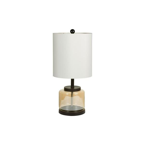Desk Lamp Transparent (30 X 63 X 30 Cm)