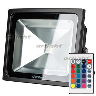 Projecteur Led 023853 AR-FLB-50W-220V carte télécommande RGB IR 24kn [fermé]. ARLIGHT-Светодиодный projecteur/Apx ^ 55