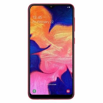 Перейти на Алиэкспресс и купить Samsung Galaxy A10 2 ГБ/32 ГБ Красный Dual SIM A105
