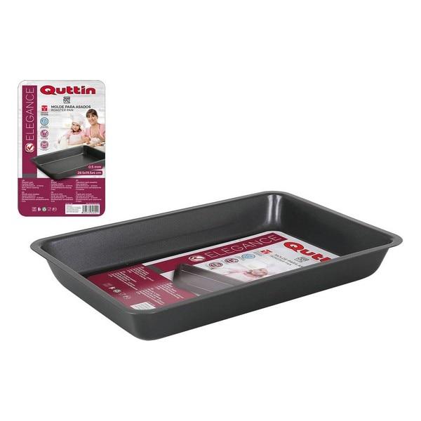 Baking Tray Quttin Rectangular (28,5 X 19,5 Cm)