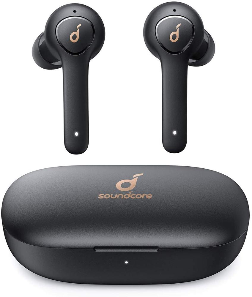 Anker Soundcore Life P2 TWS True Wireless Earphones with 4 Microphones, CVC 8.0 Noise Reduction, 40H Playtime, IPX7 Waterproof|Bluetooth Earphones & Headphones| |  - AliExpress