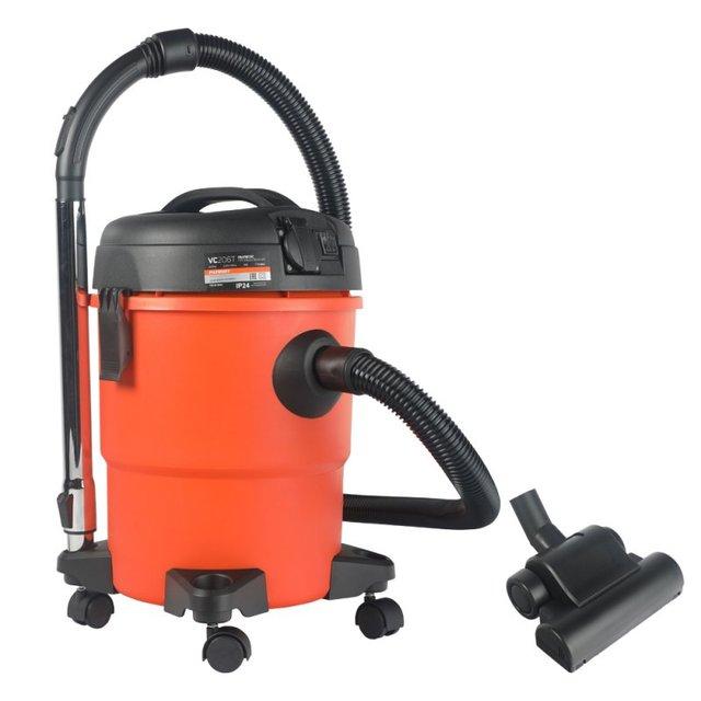 Пылесос для сухой и влажной уборки PATRIOT VC 206T (Мощность 1200 Вт, розетка, водоотвод, бак 20 л, выдув)