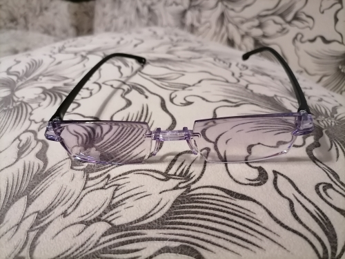 Anti Blue Ray Reading Glasses photo review