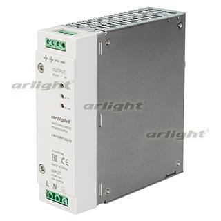 023192 Power Supply ARV-DRP120-12 (12V 8A 96 W) ARLIGHT 1-pc