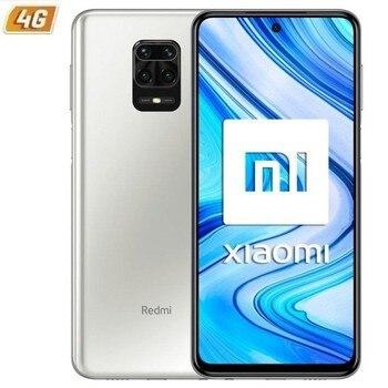 Перейти на Алиэкспресс и купить Xiaomi redmi note 9 pro мобильный смартфон Белый mother-of-pearl-6,67 '/16,9 см-snapdragon 720g - 6 ГБ ram - 64 Гб-cam (64 + 8 + 5 + 2)/16 mp Цифровая видеокамера