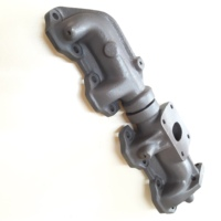 1 Pc Exhaust Manifold ME014926 for Mitsubishi Canter Turbo / Free TNT Express Shipping