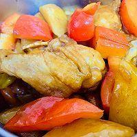 入口即化、裹汁土豆小鸡腿的做法图解10