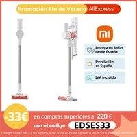 Xiaomi Mi Vacuum Cleaner G10 aspirador de mano | Potencia de succión de 150 AW | Pantalla TFT HD en color | Aspiradora y Mopa todo en uno
