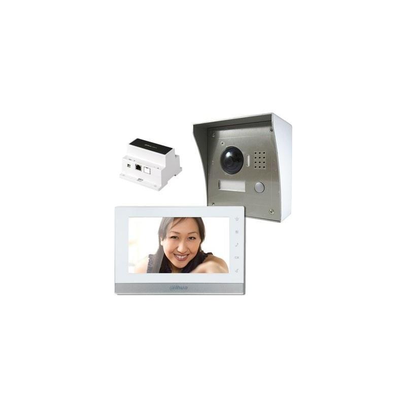 Video Door Phone Kit IP Two-wire Outdoor