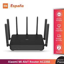 Xiaomi Mi AIoT AC2350 2183 Mbps Router Dual Band Wireless Wifi Repeater Router con 7 antenas más anchas de alta ganancia