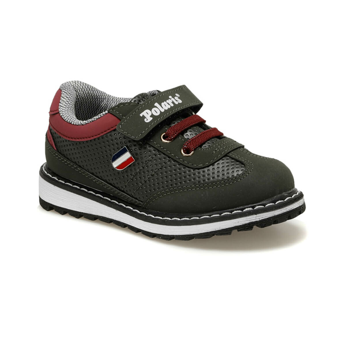 FLO 92.507772.P Khaki Male Child Shoes Polaris