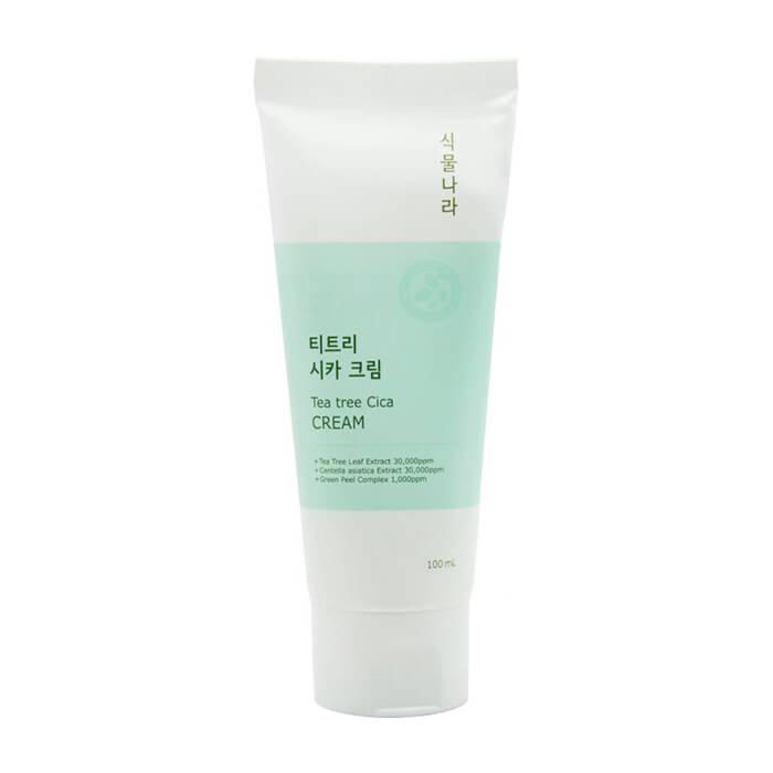 Face Cream Shingmulnara Tea Tree CICA Cream