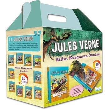 Jules Verne Series (10 Book Set)-Jules Verne jules boykoff power games