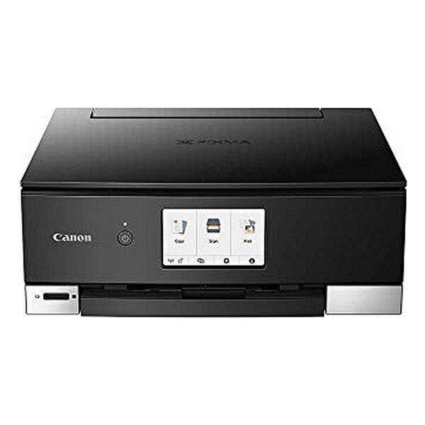 Bilgisayar ve Ofis'ten Yazıcılar'de Çok İşlevli yazıcı Canon Pixma TS8350 15 ipm 1200 dpi WiFi siyah title=