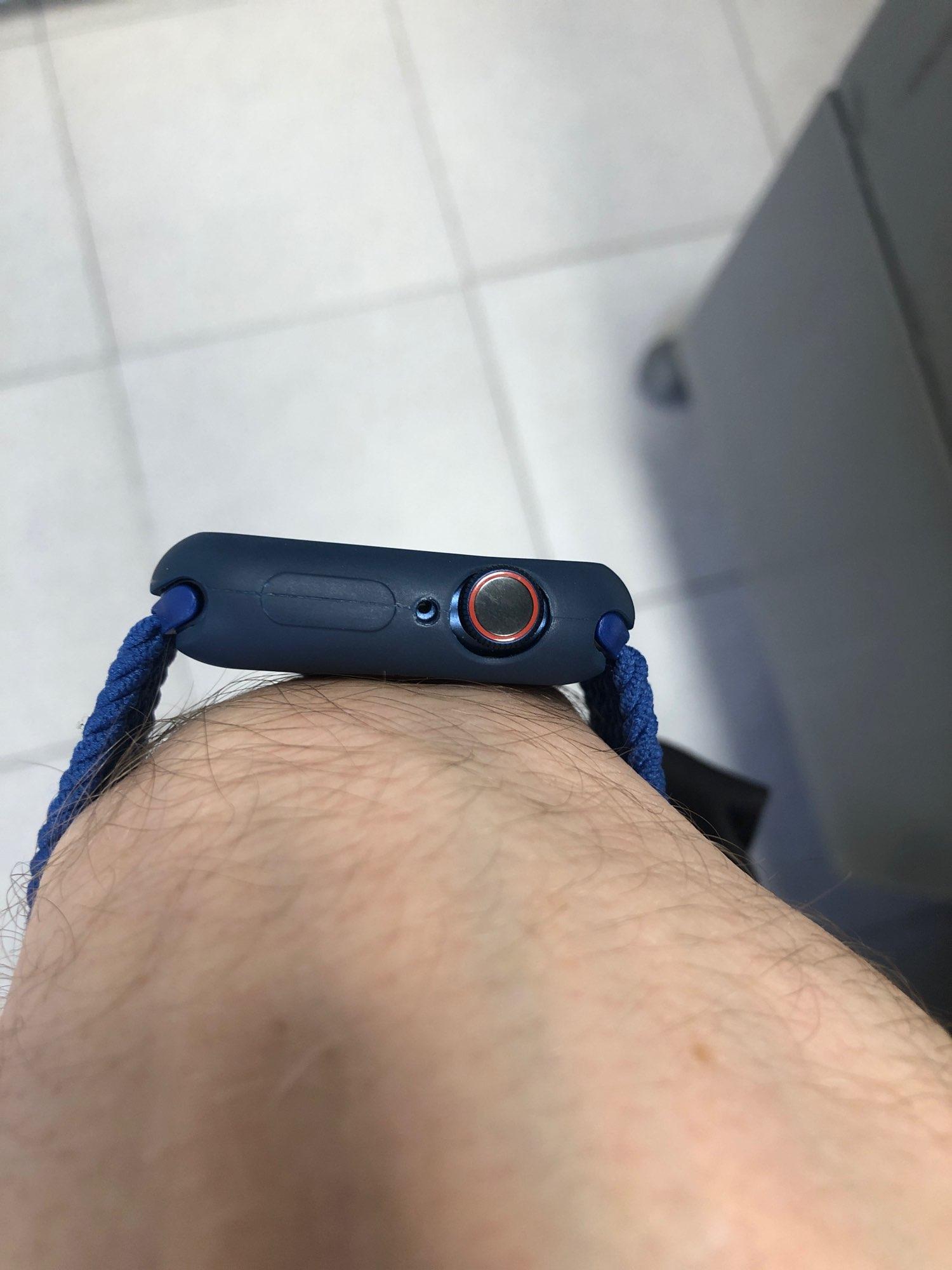 Funda Apple Watch Silicona 42 / 44 mm