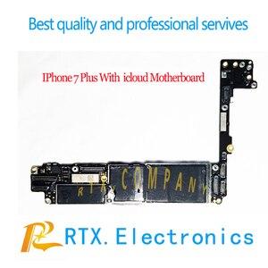 Image 5 - Iphones 6 6Plus 6S 6SP 7P 7 7Plus 8 8Plus X Xsmax Moederbord Met Icloud moederbord Compleet Id Slot Voor Praktijk Fix Technische