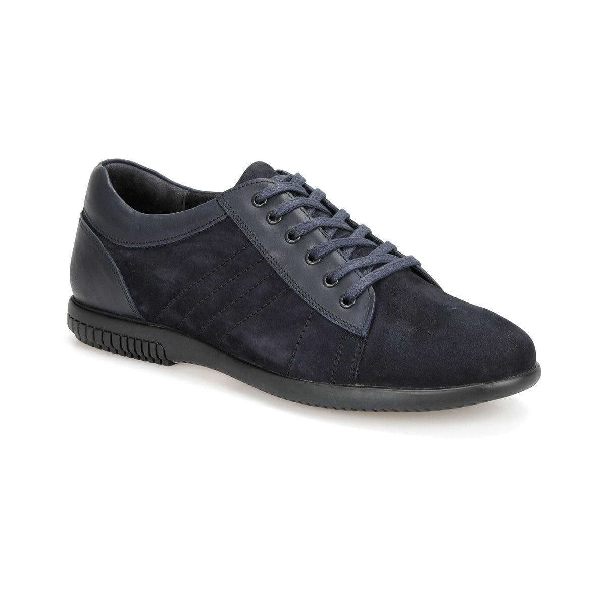 FLO 1403 Navy Blue Men 'S Shoes Oxide