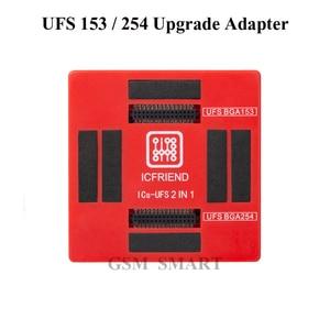 Image 2 - MOORC ICFRIEND EASY  JTAG PLUS UFS A5 ,UFS 153 & 254 Socket  Upgrade compatible conversion seat  ( No chips )