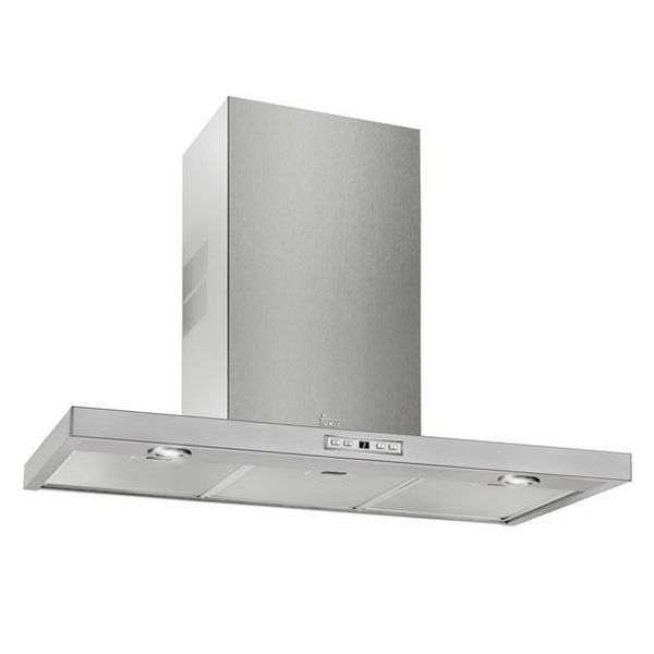 Conventional Hood Teka DSH985 INOX 90 Cm 735 M3/h 72 DB Stainless Steel