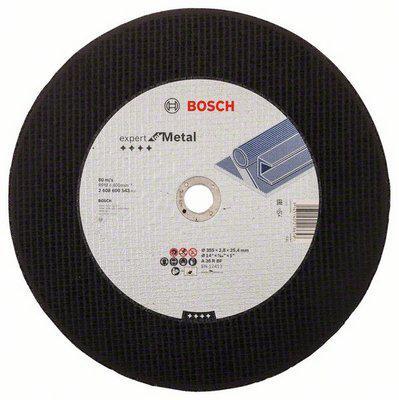 Circle Cutting BOSCH 350х2. 8x25. The Expert For Metal (2.608.600.543)