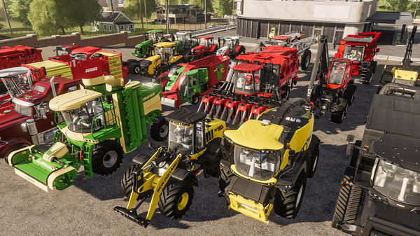《模拟农场19 Farming Simulator 19》中文版百度云迅雷下载v1.6.0.0插图(1)