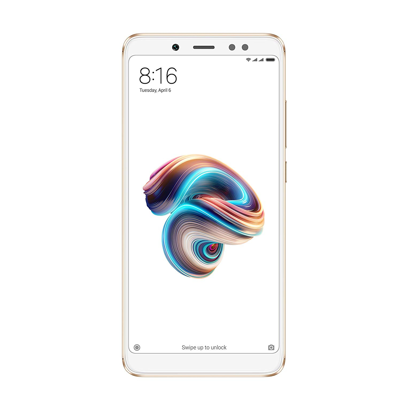 Xiaomi Redmi 5 Plus, Global Version, 4G, 6 4GB De Memoria, 4GB Ram, Dual SIM, With Screen's 6