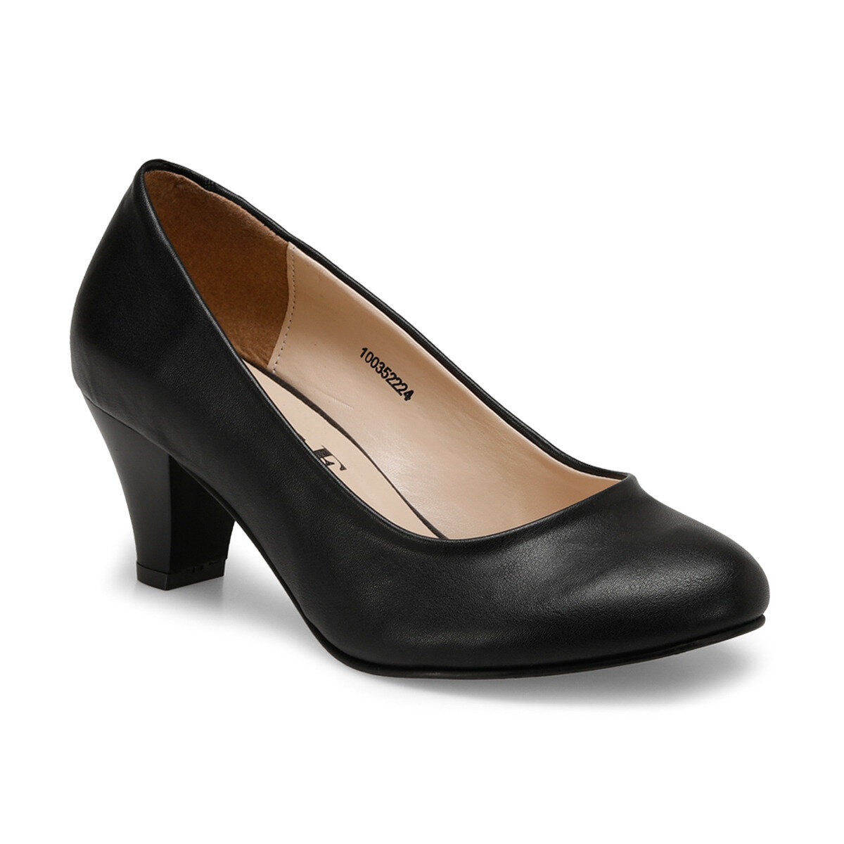 FLO N16036-19S Black Women Oxford Shoes Miss F