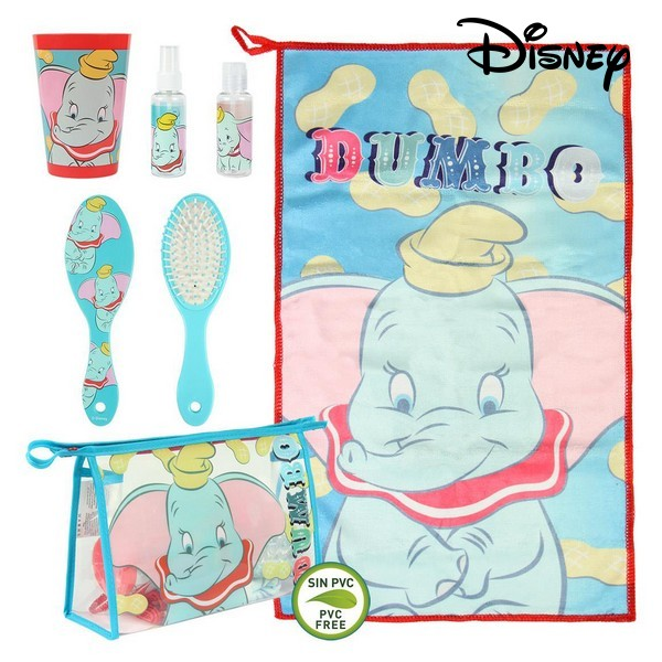 Child's Toiletries Travel Set Disney 72569 (6 Pcs) Turquoise