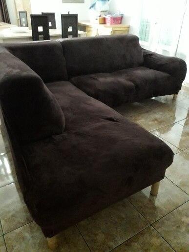 Capa p/ sofá Chaise Chaise Ângulo