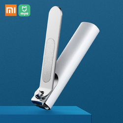 Xiaomi Mijia Plash Proof Nail Clipper Mijia Defence Spatter Nail Knife 420Stainless Steel For Beauty Hand Foot Nail MJZJD001QW