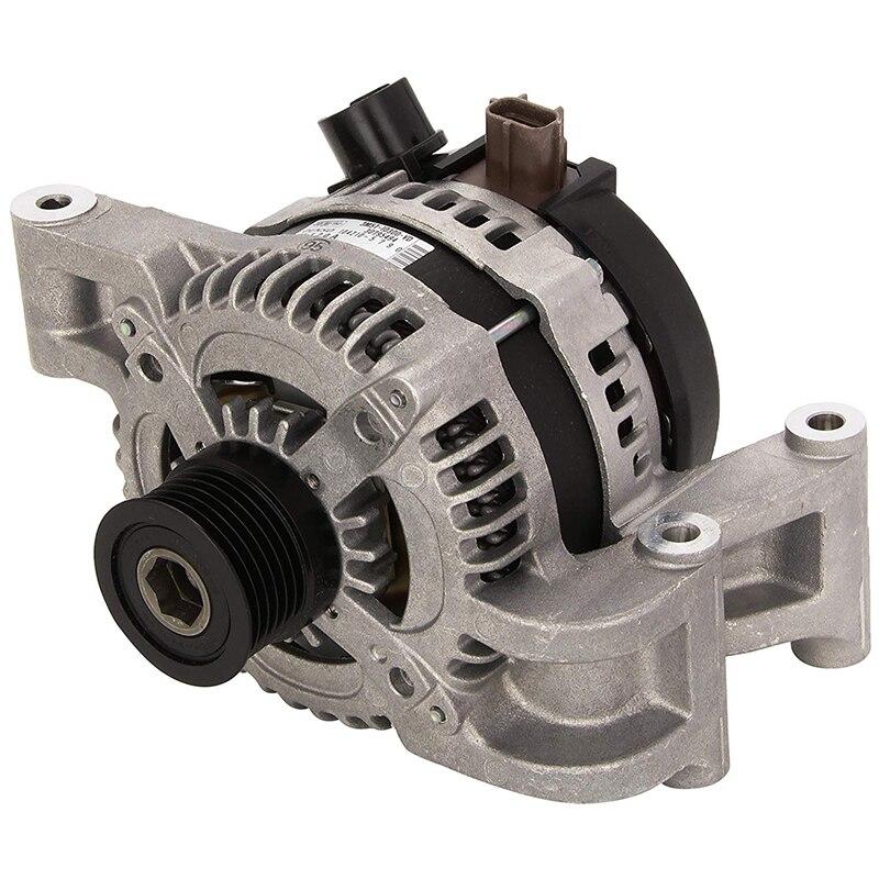 цена For Generator Ford, Volvo (120A; pulley d-51 mm. 6 рёб. 14 V/12 V) DAN1016 онлайн в 2017 году
