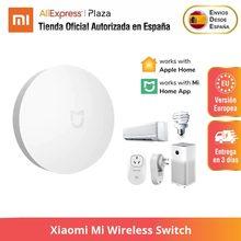 Xiaomi Mi Wireless Switch Interruptor Dispositivo Multifuncional para El Hogar Inteligente Versión Global Original