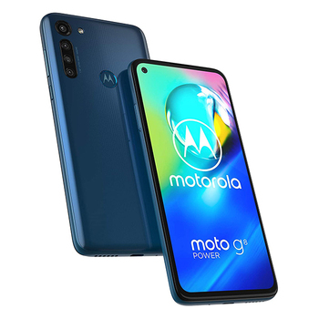 Купить Motorola Motorbike G8 Power 4 ГБ/64 ГБ синий Dual SIM XT2041-3