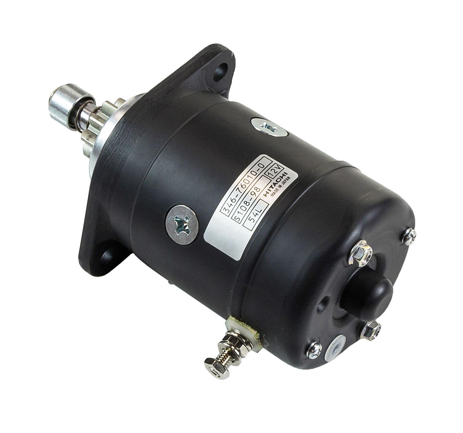 Electric Starter Tohatsu 25-40 346760100