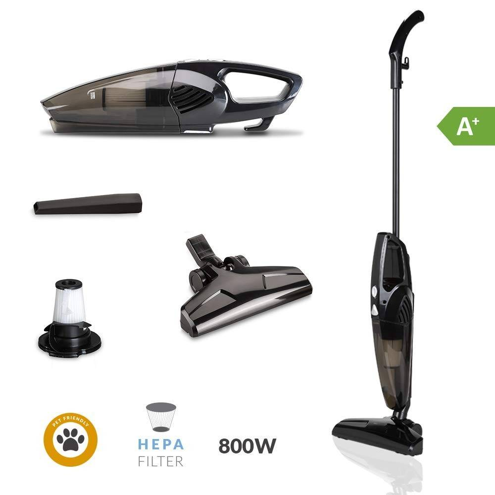 Upright Vacuum Cleaner 2 In 1. Broom And Samba Duo Stick Purity. Without. System Double Filter 1 HEPA And 1 Microperforated
