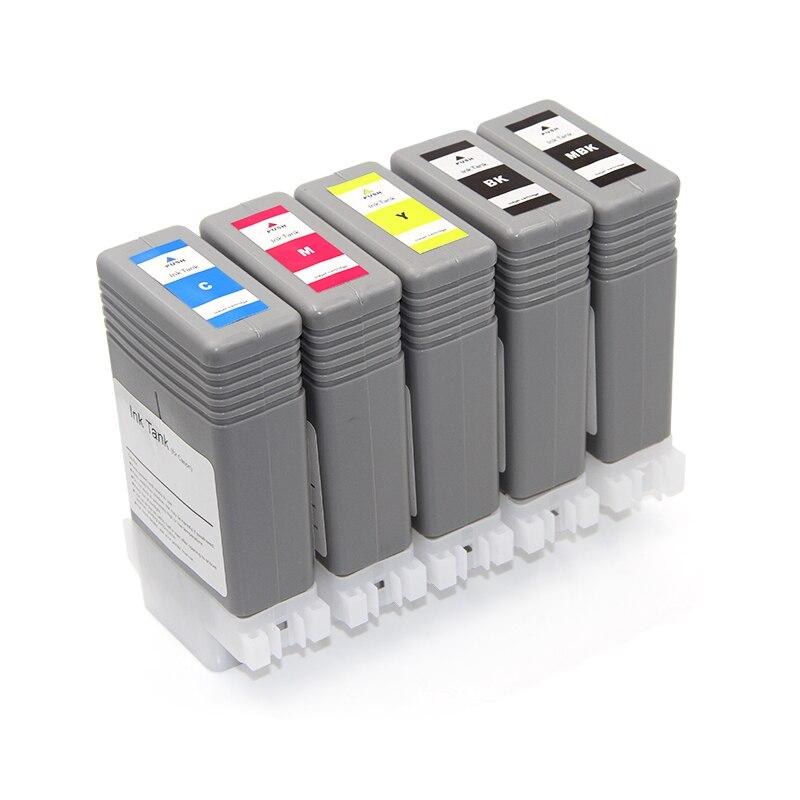 cartucho de tinta compativel para canon tm200 pfi120 tm205 tm300 tm305 200 205 300 305 impressora