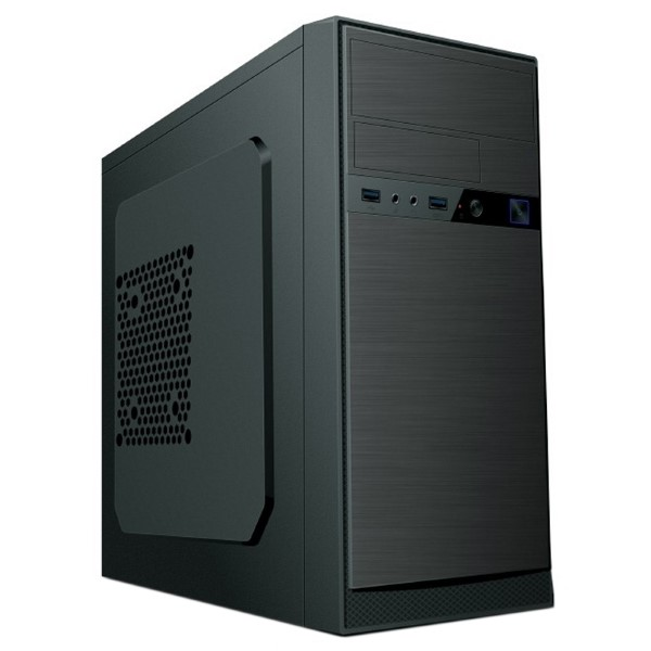 Desktop PC Iggual M500 I3-8100 8 GB RAM 240 GB SSD Black