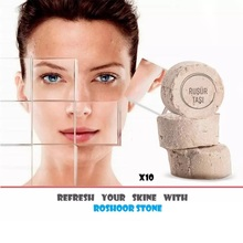 Removal-Stone Rusur Rooshoor Sefidab Oil-Control Pimple-Treatment Skin-Softener Acne