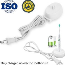 Replacment Electric Toothbrush Charger Model 3757 For Braun Oral-b D17 OC18  ZC02200  White FREE SHİPPİNG