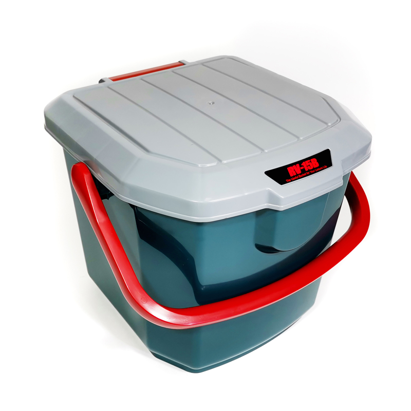 Экспедиционный ящик IRIS RV BOX  Bucket 15B, 15 литров|Задние багажники и аксессуары|   | АлиЭкспресс