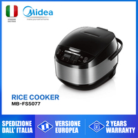 MIDEA 1.8L Multifunction Electric Rice Cooker Heating Pressure Cooker For Kitchen Non stick Electric Pressure Cooker