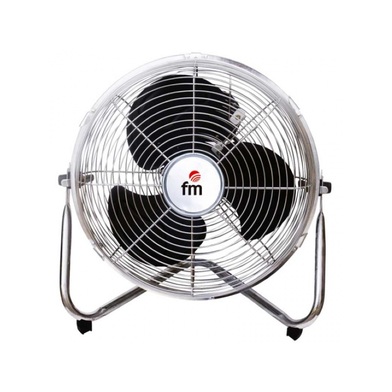 Floor Fan Group FM F30 Ø 30 Cm 55W Black