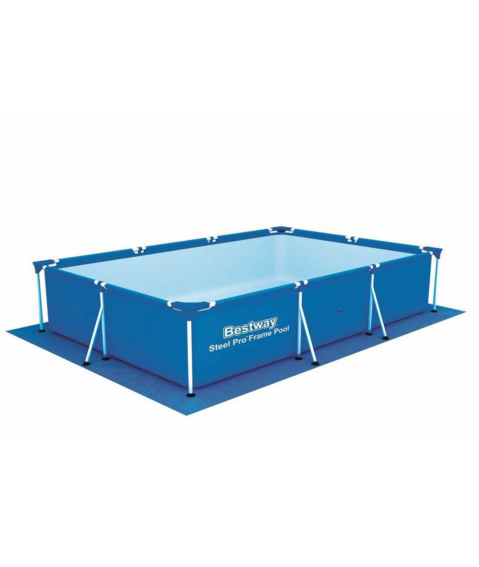 Mat Under The Pool For Protection Day Basin From Debris Protection Mat Accessory, Size 338 х239 Cm Bestway, Item No. 58101