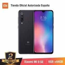 Wersja globalna dla hiszpanii] Xiao mi mi 9 SE (pamięci wewnętrzne de 64 GB, pamięci RAM de 6 GB, potrójne camara de 48 MP) 2