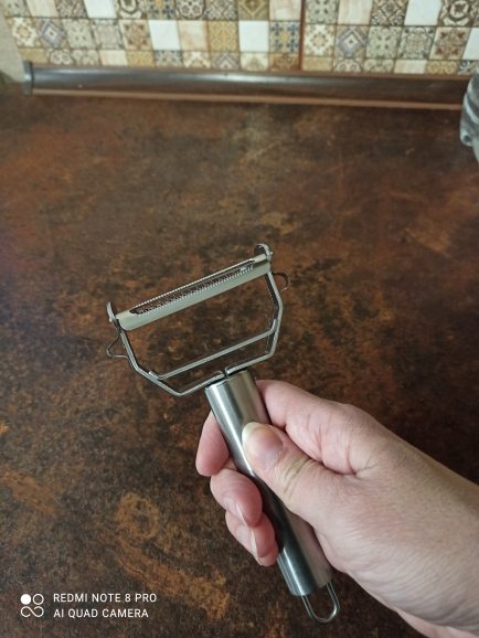 Blade Kitchen Vegetable Peeler photo review