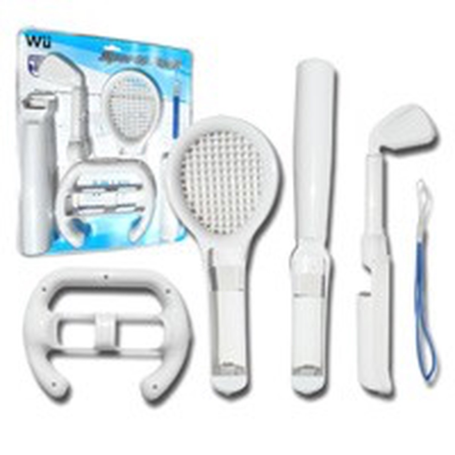 цена на Wii 5 in 1 Sports Pack