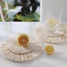 Креативная богемная ретро чашка коврик для стола Нескользящие