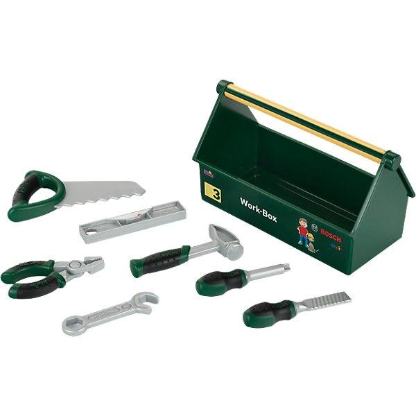 Game Set Klein Bosch Toolbox