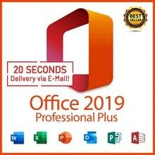 2019 Computer &0ffice 2019 Professional Plus Retail 1PC 32/64Bit