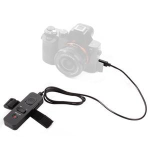 Image 3 - FOTGA RM VS1 카메라 소니 A7 A7R A7S A7II A7RII A7M2 A6500 제어 셔터 릴리즈 코드 용 원격 제어 셔터 릴리즈 코드